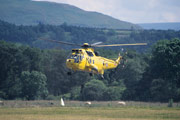 Westland Sea King HAR3 XZ585