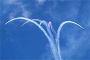 "The Red Arrows: ""Jubilee Split"""