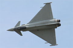 Eurofighter EF-2000 Typhoon FGR4 ZK344
