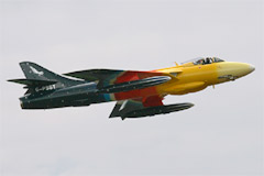 Hawker Hunter Mk.58a G-PSST