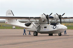 "PBY-5A Canso G-PBYA ""Miss Pick Up"""