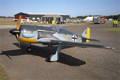 War Replica Fw190 G-SYFW
