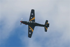 "Shorts S-312 Tucano T1 ZF244 ""Lest We Forget"""