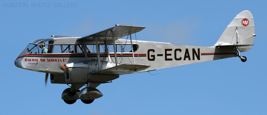De Havilland DH.84 Dragon G-ECAN