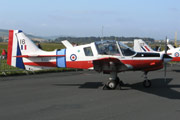 Scottish Aviation Bulldog Series 120 G-BZFN